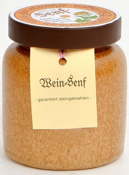 Kleinhettstedt Wein-Senf 270ml