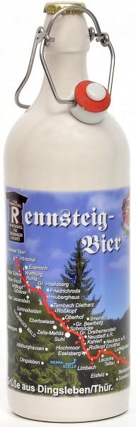 Dingsl. Rennsteig-Bier 0,75l Ton