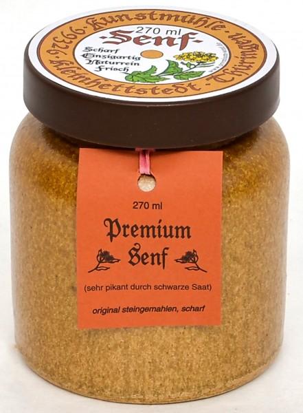 Kleinhettstedt Premium-Senf 270ml