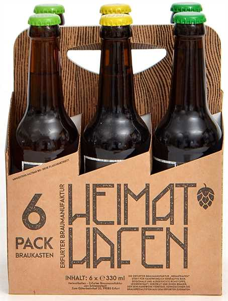 Heimathafen Six Pack