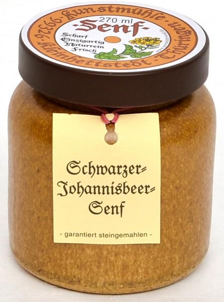 Kleinhettstedt Schw. Johannisbeer 270ml