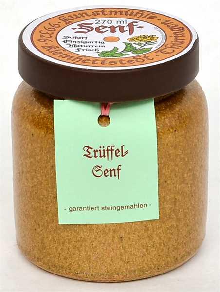Kleinhettstedt Trüffel-Senf 270ml