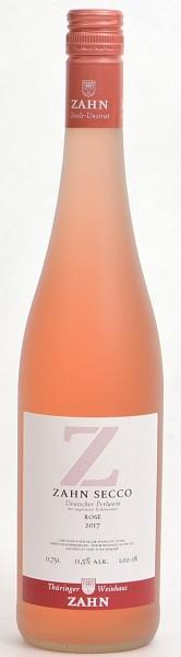 Zahn Secco rosé 0,75l