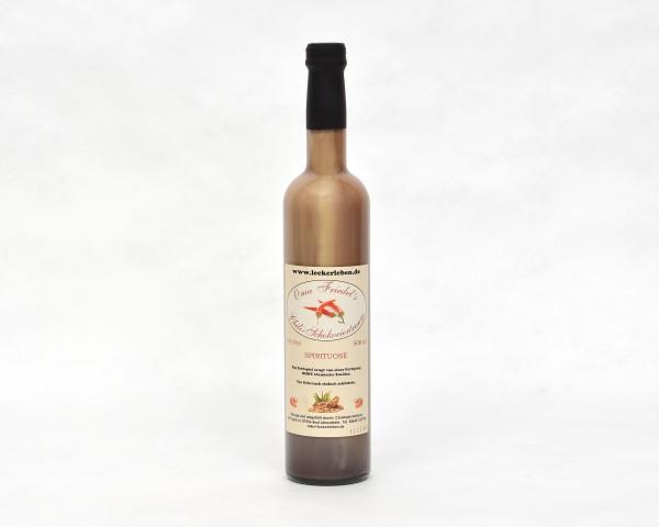 Oma Friedel's Chili-Schoko 500ml