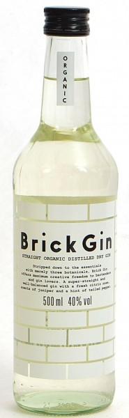 Brick Gin Bio 0,5l