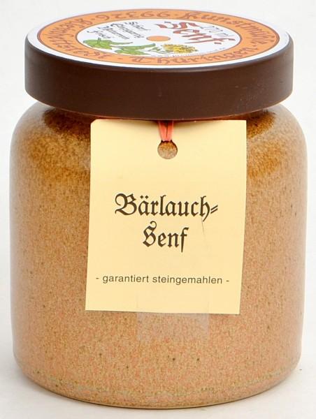 Kleinhettstedt Bärlauch-Senf 270ml