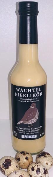 Meyer Wachtel-Eierlikör 0,35l
