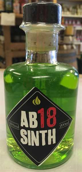 Altenburger Absinth 0,2l