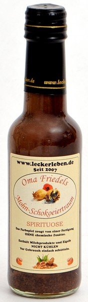 Oma Friedel's Mohn-Schoko 200ml