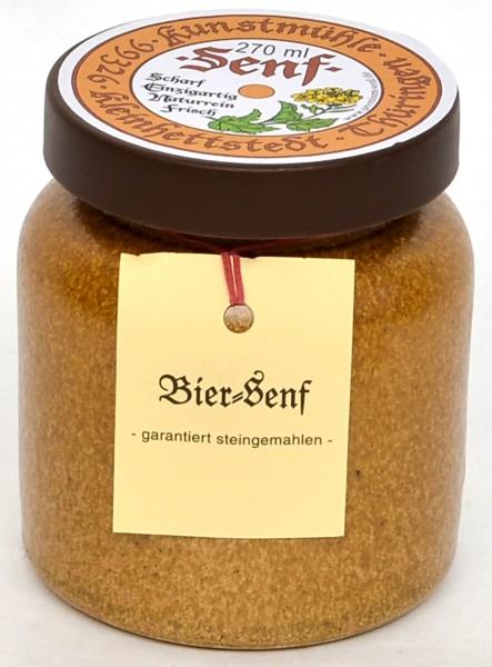 Kleinhettstedt Bier-Senf 270ml