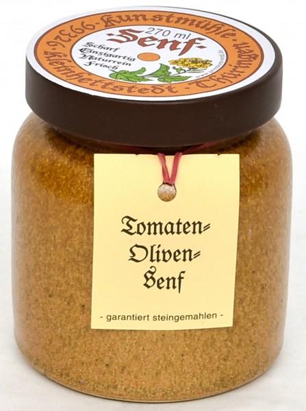 Kleinhettstedt Tomaten-Oliven-Senf 270ml